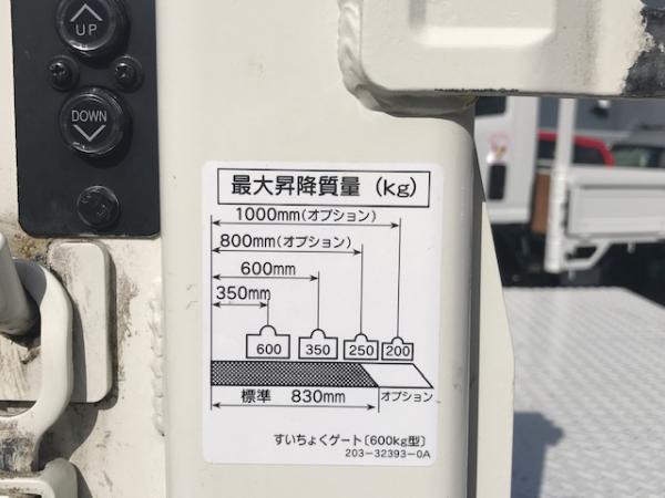 2t平ロングパワーゲート