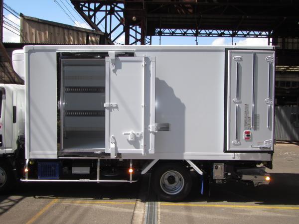 3t冷凍車