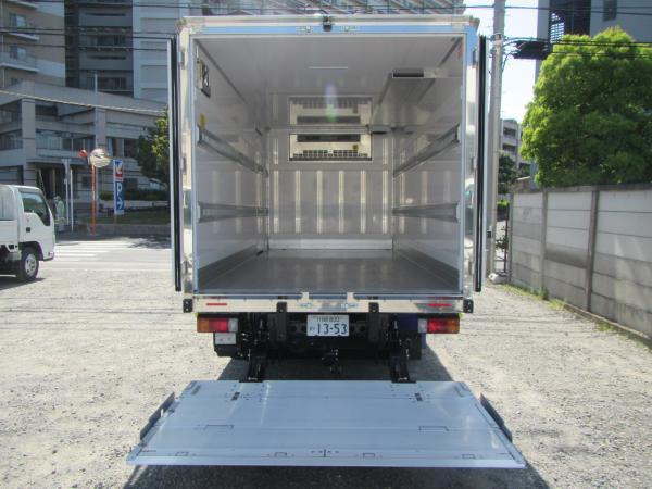 3t冷凍車ワイド